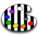 Zebra Paint Coloring App icon