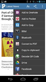 Palmetto Politics - screenshot thumbnail