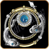 Zodiac ADW Jewelled Pisces