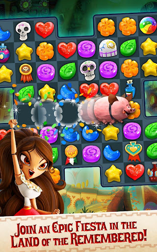 Download Sugar Smash: Book of Life - Free Match 3 Games. MOD APK 8