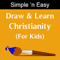 Draw & Learn Christianity icon