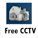 Free CCTV security monitoring logo