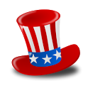 Countdown to July 4th icon