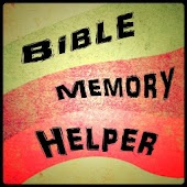 Bible Memory Helper