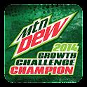 2014 Mtn DEW Growth Challenge icon