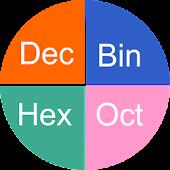 Dec Bin Hex Oct Converter