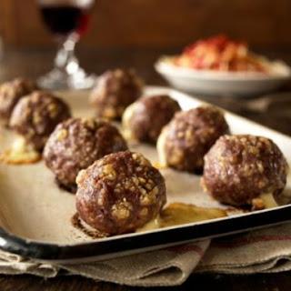 Easy Meatballs in Mushroom Sauce