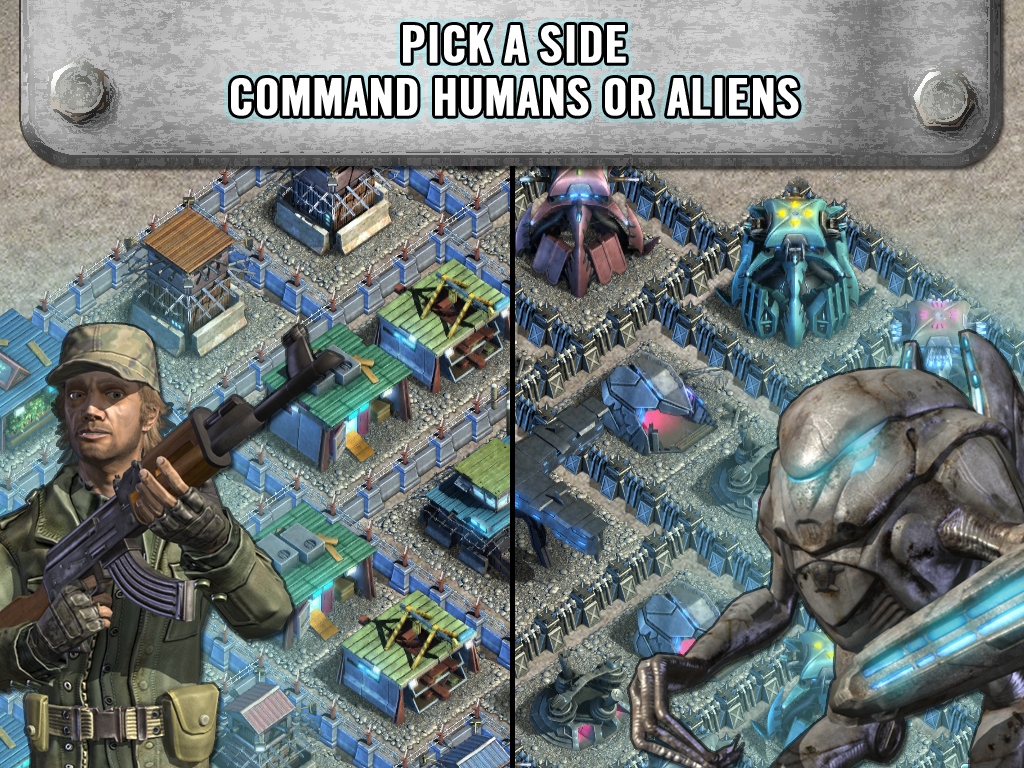 Falling Skies: Planetary War - screenshot