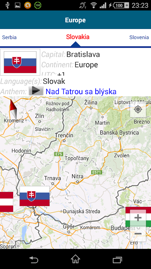 Learn Slovak - 50 languages- screenshot