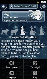 My Horoscope - screenshot thumbnail