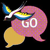PrettyBirds/GO SMS THEME