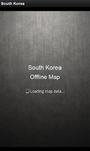離線地圖 韓國