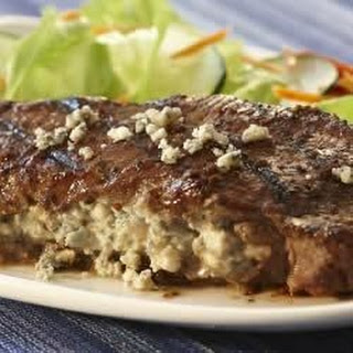 Lawry's® Balsamic Black and Blue Steak