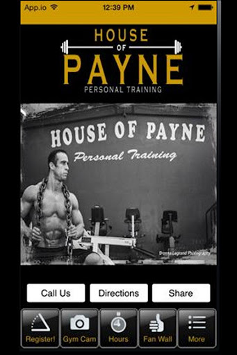 House of Payne Training