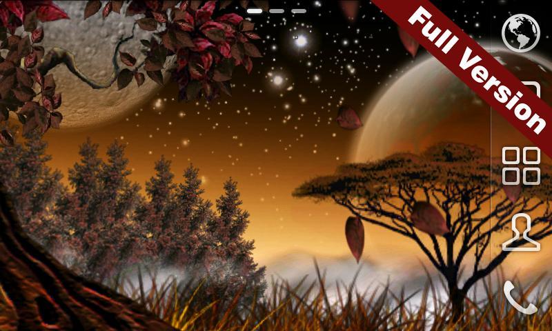 fanLand Free Live Wallpaper- screenshot