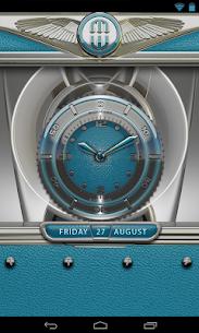 Clock Widget Lightblue Eleplan v2.63 [Paid] APK 2