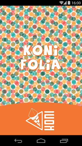 【免費娛樂App】Koni Folia-APP點子