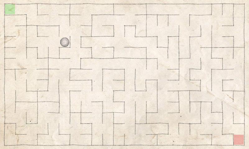 Scribble Maze- screenshot
