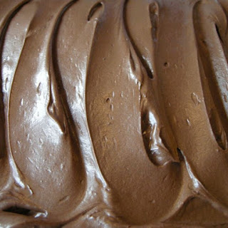 Creamy Chocolate Frosting.
