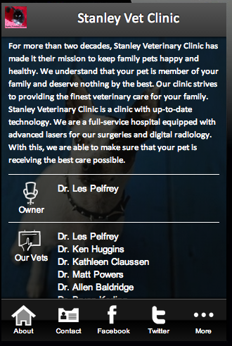 Stanley Vet Clinic
