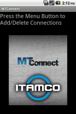 MTConnect- screenshot