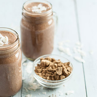 Chocolate Coconut Macaroon Smoothie