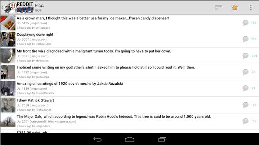 【免費新聞App】Reddit Lurker-APP點子
