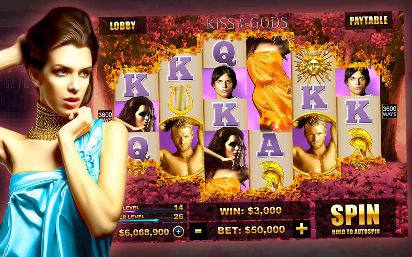 Princess of the Amazon Slots - Play it Now for Free