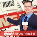 Journalism by GoLearningBus icon