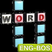 English - Bosnian Crossword