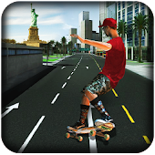 Skater Run : Street Surfer