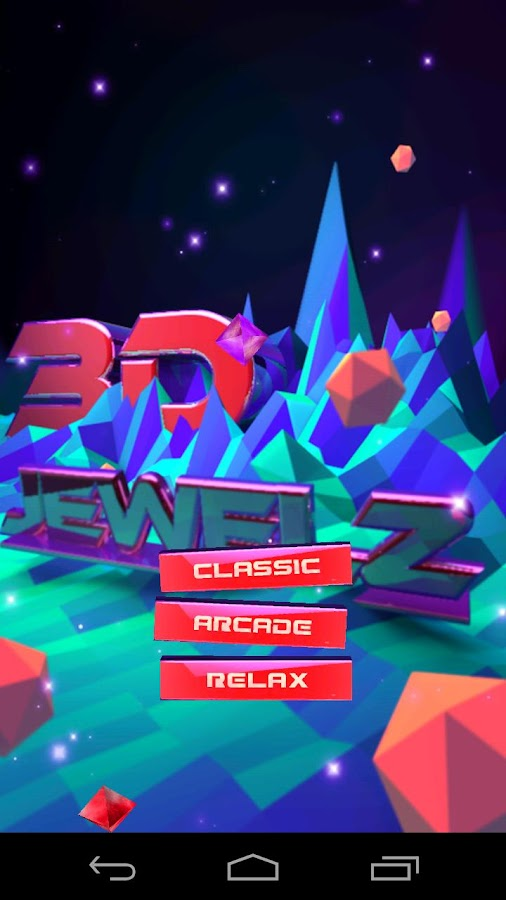Jewelz 3D- screenshot
