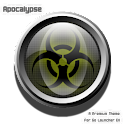 Steampunk Biohazard Apocalypse logo