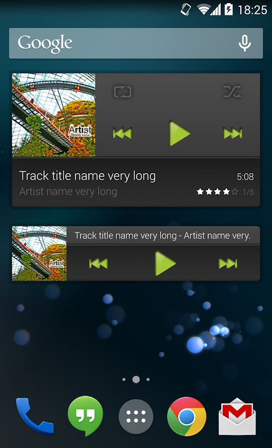 Download NRG Player music player for PC