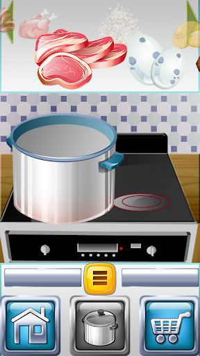 Cooking Chef Shop