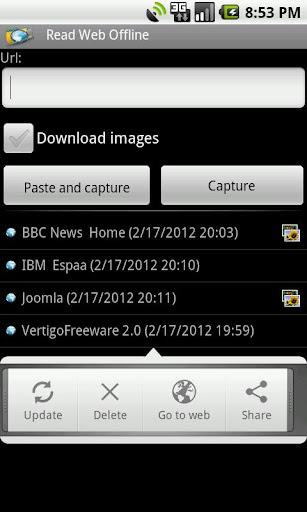 Read Web Offline Free  screenshots 6
