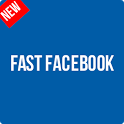 Fast Facebook Lite icon