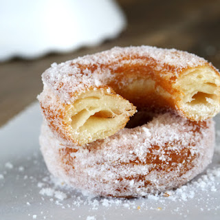 Easy Gluten Free Biscuit Donuts