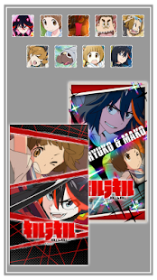 ライブ壁紙 / 「キルラキル」 - screenshot thumbnail