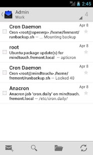 Corp-Mail Email - screenshot thumbnail