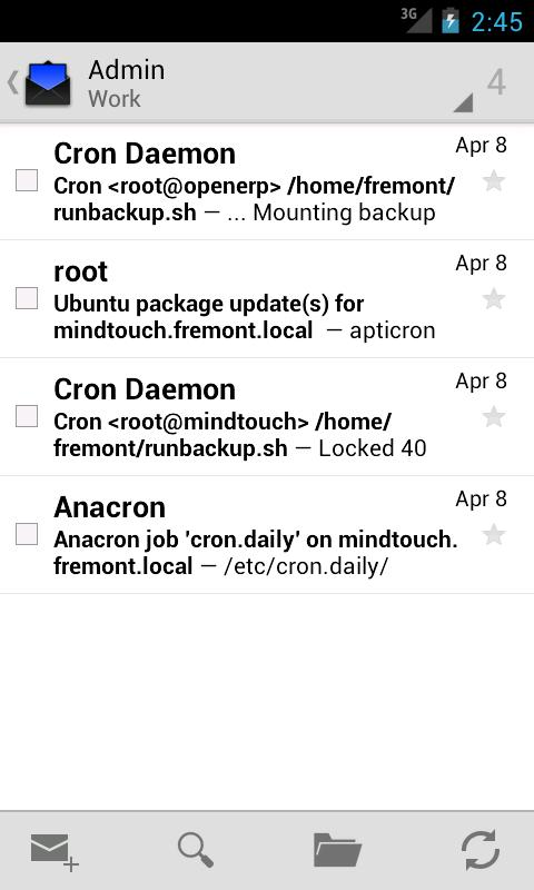 Corp-Mail Email - screenshot