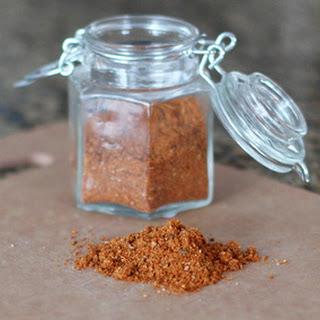 Harissa Spice Rub