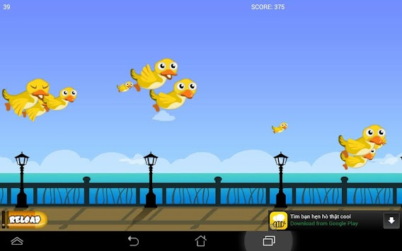 Duck Attack Hunter apk screenshot