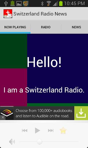 Switzerland Radio News