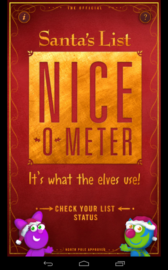 NICE-O-METER- screenshot