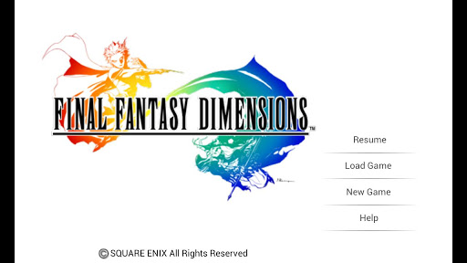 FINAL FANTASY DIMENSIONS Apk Download Free for PC, smart TV