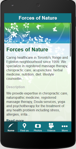 Forces of Nature Wellness