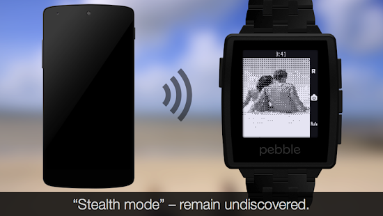 PebbleCam- screenshot thumbnail