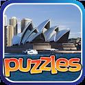 Australia Puzzle - New Zealand icon