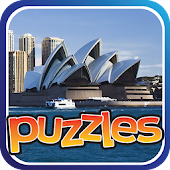 Australia Puzzle - New Zealand